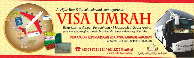 Alhijaz Indowisata - Provider Visa