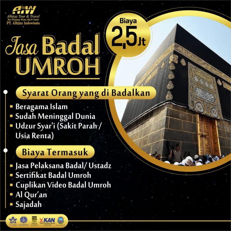 Badal Umroh - Alhijaz Indowisata